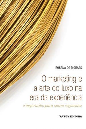 O Marketing e a Arte do Luxo_capa